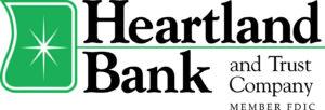 Heartland Bank logo